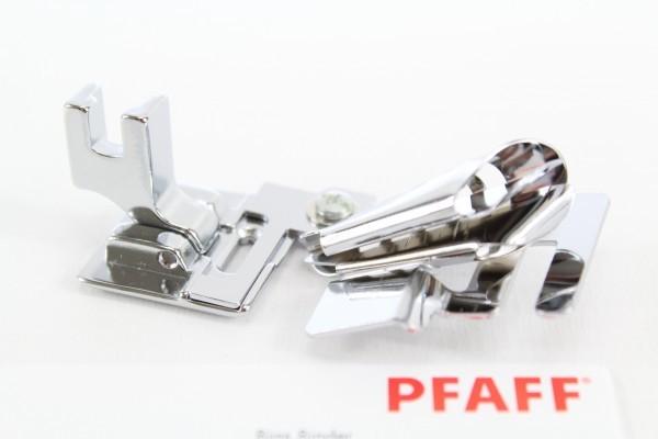 Original PFAFF Schrägbandeinfasser Bandeinfasser für Jersey und normale Stoffe
