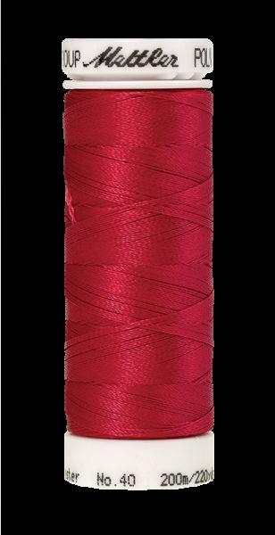 Stickgarn 200 Meter, Farbe:1805, Amann Poly Sheen