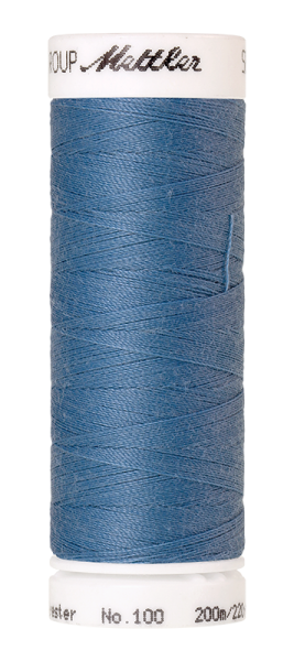 Nähgarn 200 Meter, Farbe:0273, Amann Seralon, Polyester