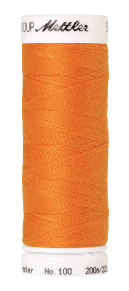Nähgarn 200 Meter, Farbe:0122, Amann Seralon, Polyester