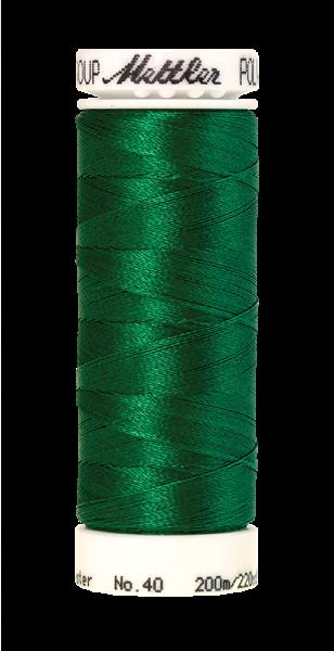 Stickgarn 200 Meter, Farbe:5415, Amann Poly Sheen