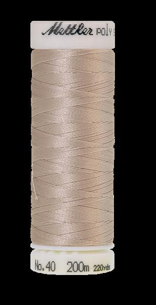Stickgarn 200 Meter, Farbe:0150, Amann Poly Sheen