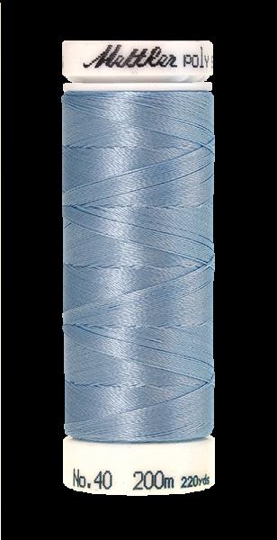 Stickgarn 200 Meter, Farbe:3840, Amann Poly Sheen