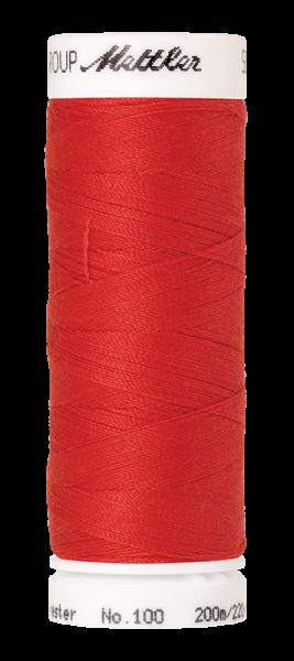 Nähgarn 200 Meter, Farbe:0104, Amann Seralon, Polyester