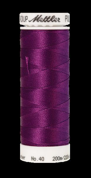 Stickgarn 200 Meter, Farbe:2720, Amann Poly Sheen
