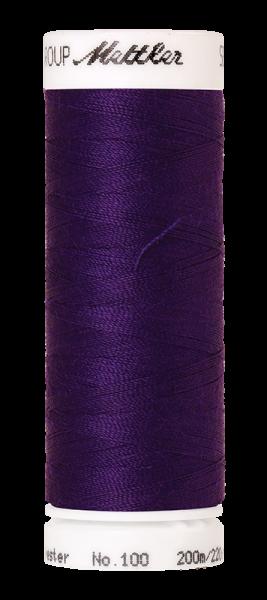 Nähgarn 200 Meter, Farbe:0046, Amann Seralon, Polyester