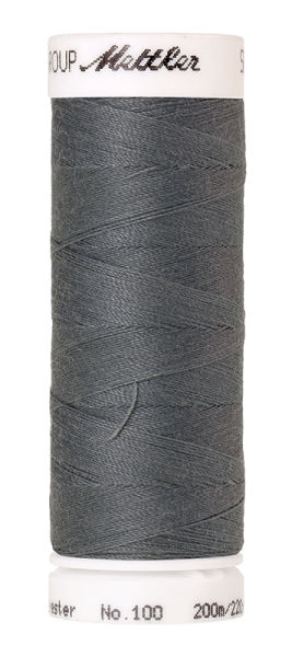 Nähgarn 200 Meter, Farbe:0852, Amann Seralon, Polyester