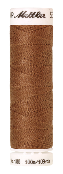 Nähgarn 100 Meter, Farbe:0287, Amann Seralon, Polyester
