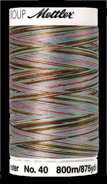 Stickgarn 800 Meter, Farbe:9972, Amann Poly Sheen Multi