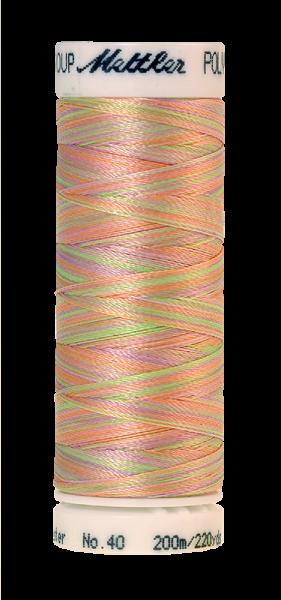 Stickgarn 200 Meter, Farbe:9935, Amann Poly Sheen Multi