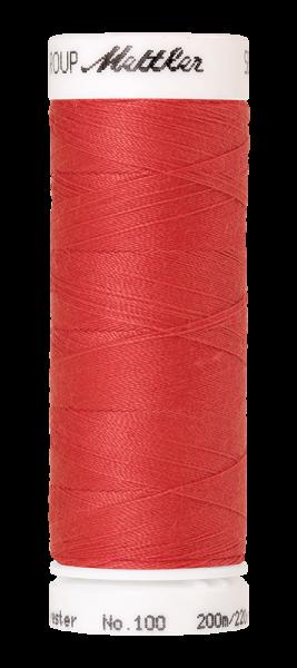 Nähgarn 200 Meter, Farbe:0089, Amann Seralon, Polyester