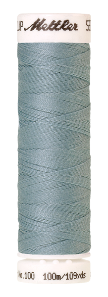 Nähgarn 100 Meter, Farbe:0020, Amann Seralon, Polyester