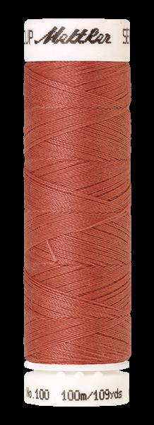 Nähgarn 100 Meter, Farbe:0622, Amann Seralon, Polyester