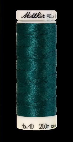 Stickgarn 200 Meter, Farbe:4625, Amann Poly Sheen