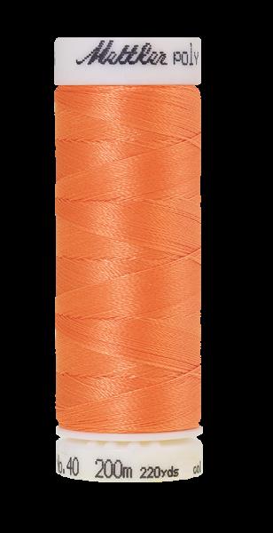 Stickgarn 200 Meter, Farbe:1352, Amann Poly Sheen
