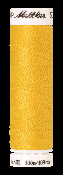 Nähgarn 100 Meter, Farbe:0120, Amann Seralon, Polyester