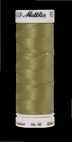 Stickgarn 200 Meter, Farbe:0453, Amann Poly Sheen
