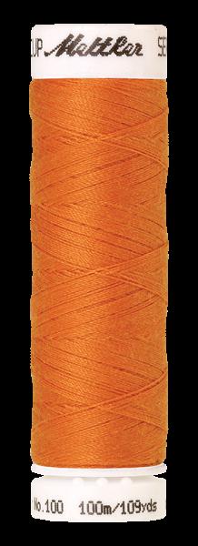 Nähgarn 100 Meter, Farbe:0122, Amann Seralon, Polyester