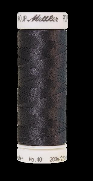 Stickgarn 200 Meter, Farbe:0132, Amann Poly Sheen