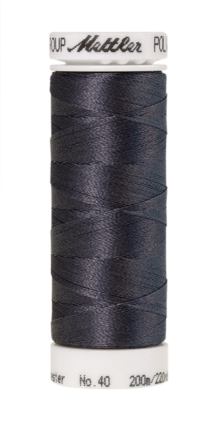 Stickgarn 200 Meter, Farbe:2576, Amann Poly Sheen