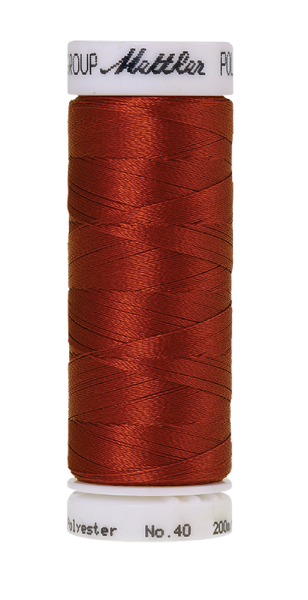Stickgarn 200 Meter, Farbe:1334, Amann Poly Sheen