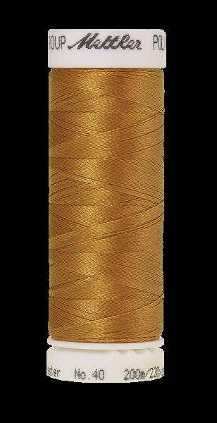 Stickgarn 200 Meter, Farbe:0822, Amann Poly Sheen