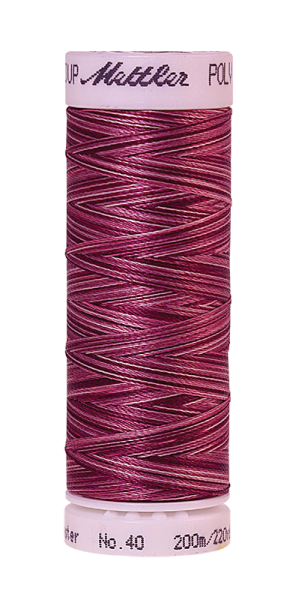 Stickgarn 200 Meter, Farbe:9922, Amann Poly Sheen Multi