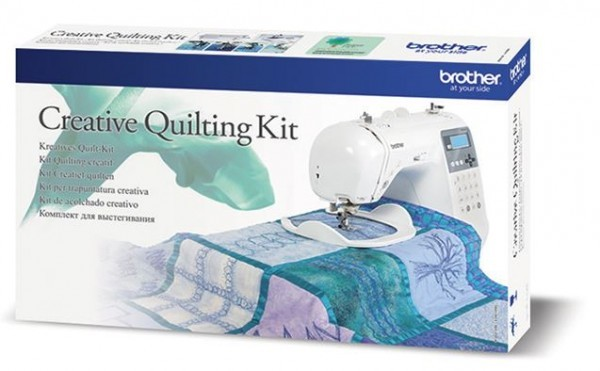 Brother Quilting Kit für Innov-is 10 / 10A / 15 / 20LE / 30 / 35 / 50 / 55