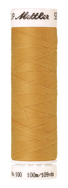 Nähgarn 100 Meter, Farbe:0891, Amann Seralon, Polyester