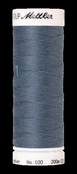 Nähgarn 200 Meter, Farbe:0392, Amann Seralon, Polyester
