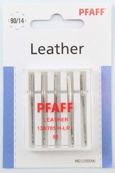 Original PFAFF Leder Nadel 130/705 H-LR (Stärke 90) 5er Pack
