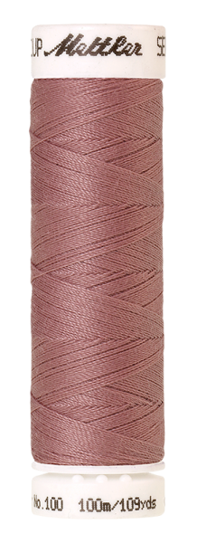 Nähgarn 100 Meter, Farbe:0284, Amann Seralon, Polyester