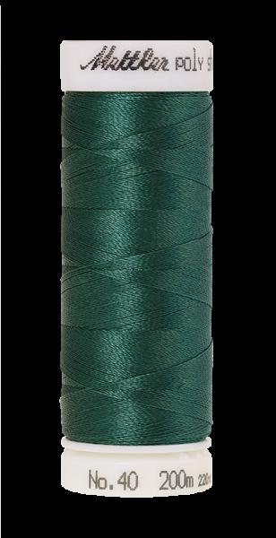 Stickgarn 200 Meter, Farbe:5233, Amann Poly Sheen