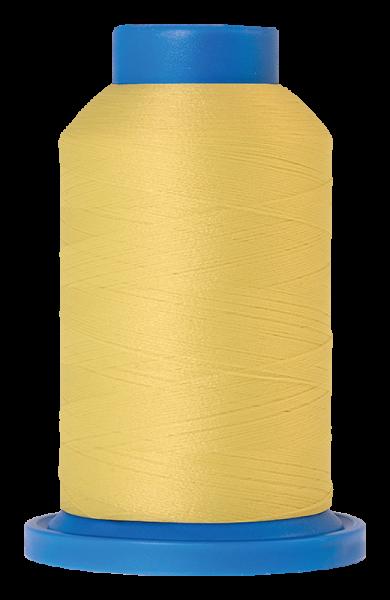 Bauschgarn 1000Meter, Seraflock, gelb, Farbe: 0114