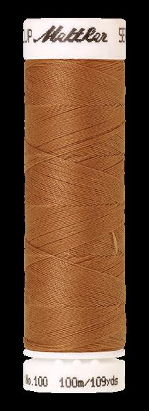 Nähgarn 100 Meter, Farbe:0828, Amann Seralon, Polyester