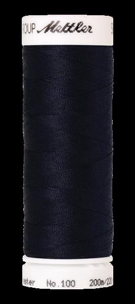 Nähgarn 200 Meter, Farbe:0827, Amann Seralon, Polyester
