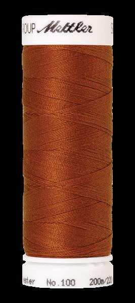 Nähgarn 200 Meter, Farbe:0163, Amann Seralon, Polyester