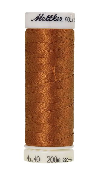 Stickgarn 200 Meter, Farbe:0932, Amann Poly Sheen