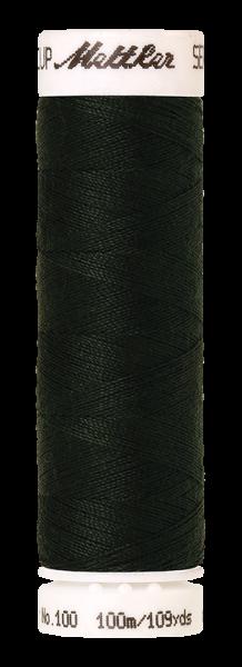 Nähgarn 100 Meter, Farbe:0846, Amann Seralon, Polyester