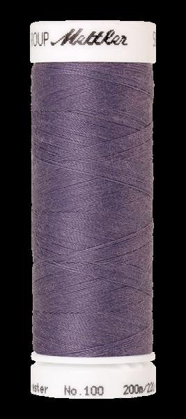 Nähgarn 200 Meter, Farbe:0012, Amann Seralon, Polyester