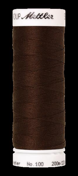 Nähgarn 200 Meter, Farbe:0975, Amann Seralon, Polyester