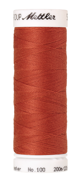 Nähgarn 200 Meter, Farbe:1288, Amann Seralon, Polyester