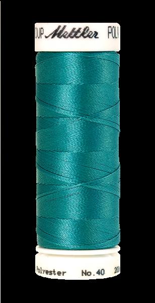 Stickgarn 200 Meter, Farbe:4610, Amann Poly Sheen