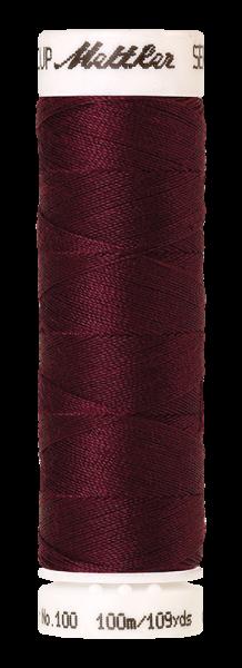Nähgarn 100 Meter, Farbe:0109, Amann Seralon, Polyester