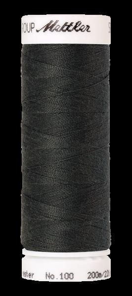 Nähgarn 200 Meter, Farbe:0943, Amann Seralon, Polyester