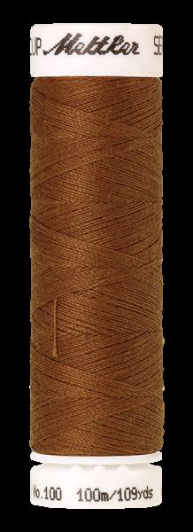 Nähgarn 100 Meter, Farbe:1131, Amann Seralon, Polyester