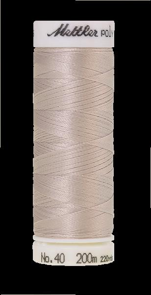Stickgarn 200 Meter, Farbe:0182, Amann Poly Sheen