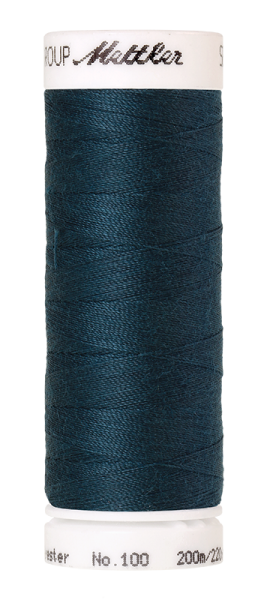 Nähgarn 200 Meter, Farbe:0485, Amann Seralon, Polyester