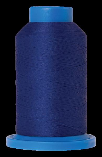 Bauschgarn 1000Meter, Seraflock, blau, Farbe: 2255