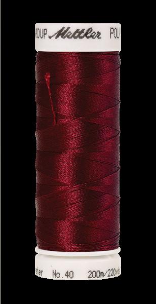 Stickgarn 200 Meter, Farbe:1912, Amann Poly Sheen